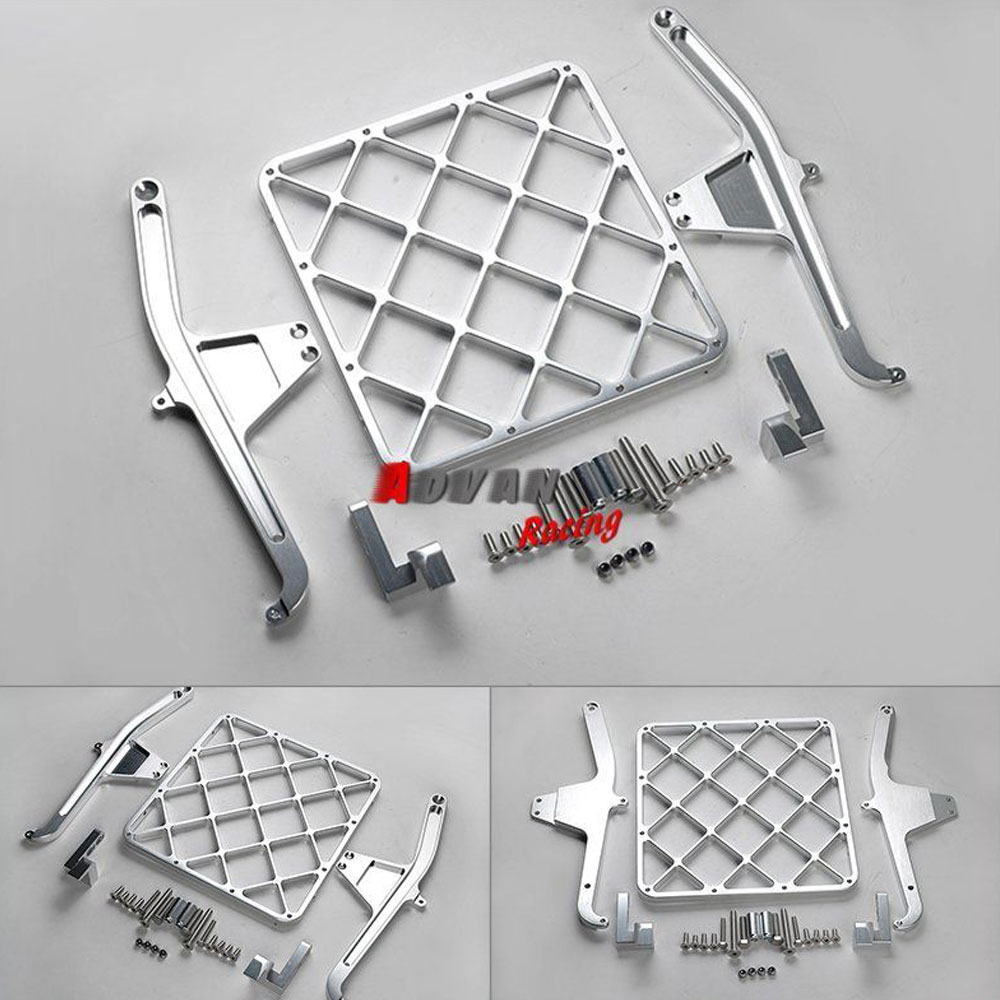 FREE SHIPPING Pro Moto Billet Rear Cargo Rack fit for  HONDA XR650L XR250L billet rear hub carriers for losi 5ive t