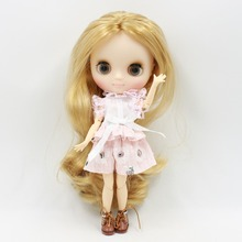 Middie Blythe Doll Pink Lace Outfit