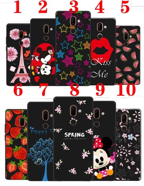 For Samsung Galaxy A2 Core A750 J8 Plus A5 A6 A7 A8 2018 A9 2018 A9S A9 Star Lite Silicone TPU Soft Black Cover case