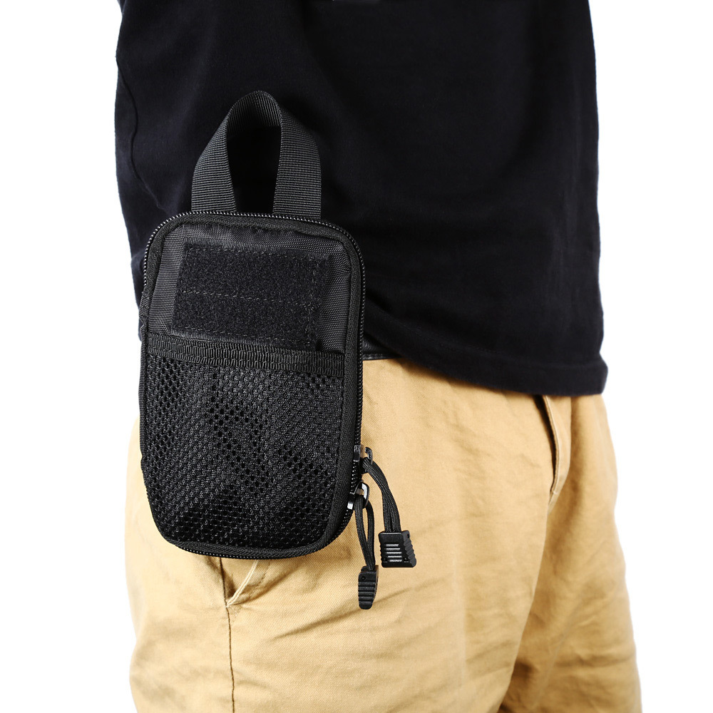 Image 5 - Tactical Molle Bag EDC Makeup Storage Pouch Sports Hunting Pack Belt Bag-in Pouches from Sports & Entertainment