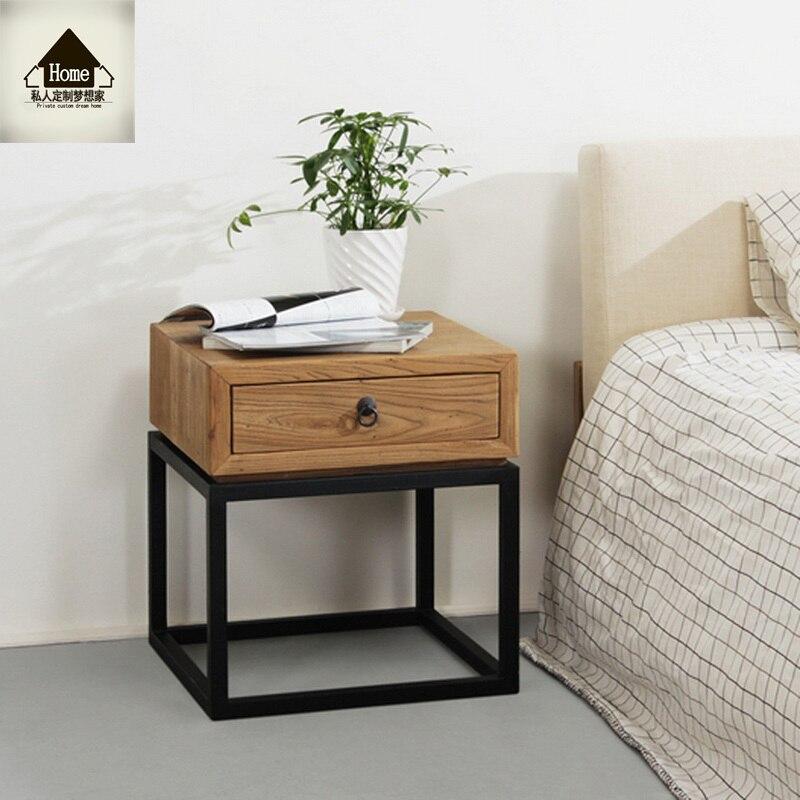american country bedroom nightstand retro minimalist. Black Bedroom Furniture Sets. Home Design Ideas