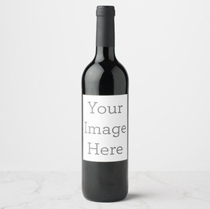 Image 2 - 20 Pieces, Customized Personalized, Birthday, Anniversary, Wedding Wine Bottle Labels, Adhesive, Not Waterproof