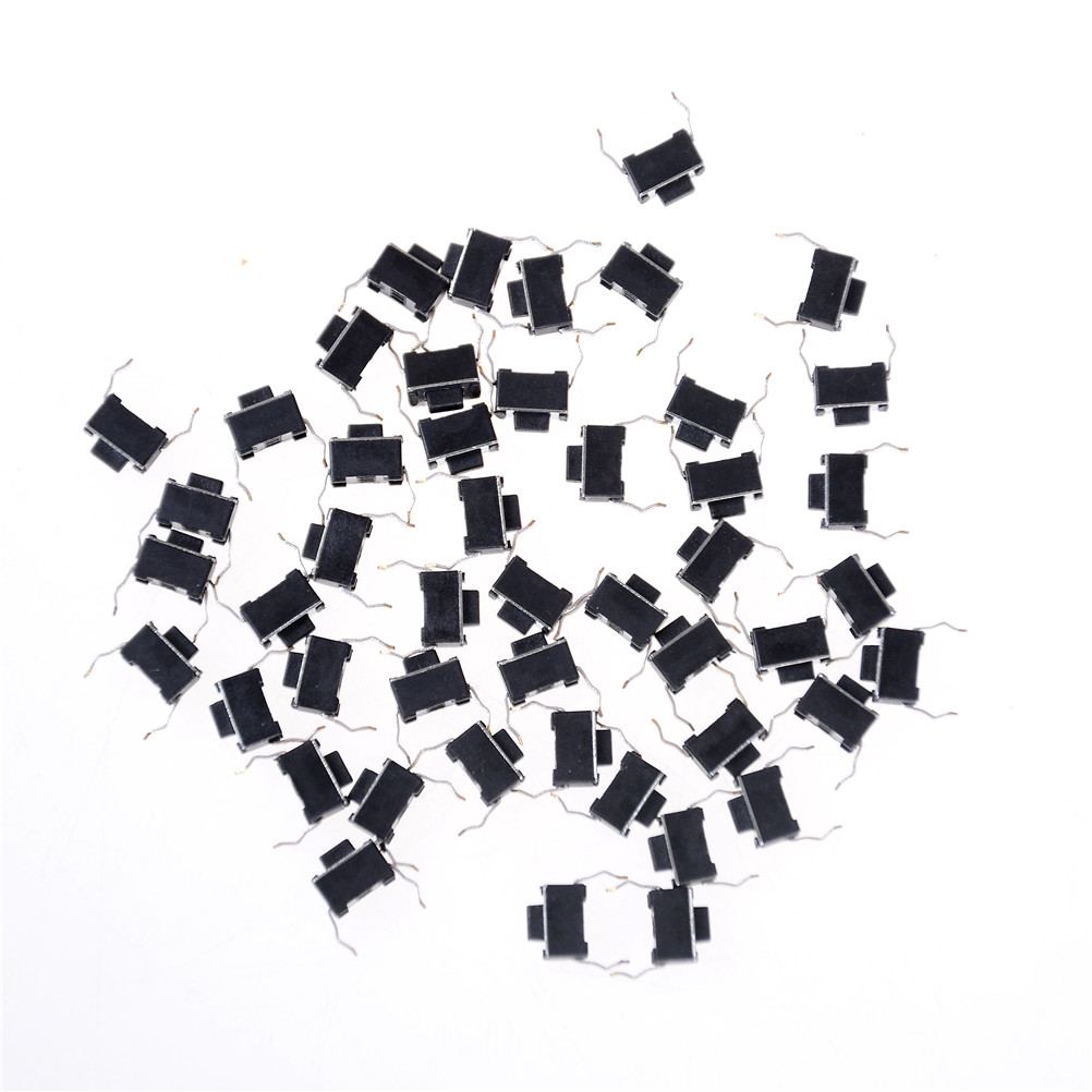 Lights & Lighting Orderly 30pcs 2 Pin Dip Light Touch Keys Keyboard 3*6*4.3 Panel Pcb Momentary Tactile Tact Push Button Micro Switch Cheap Sales 50%