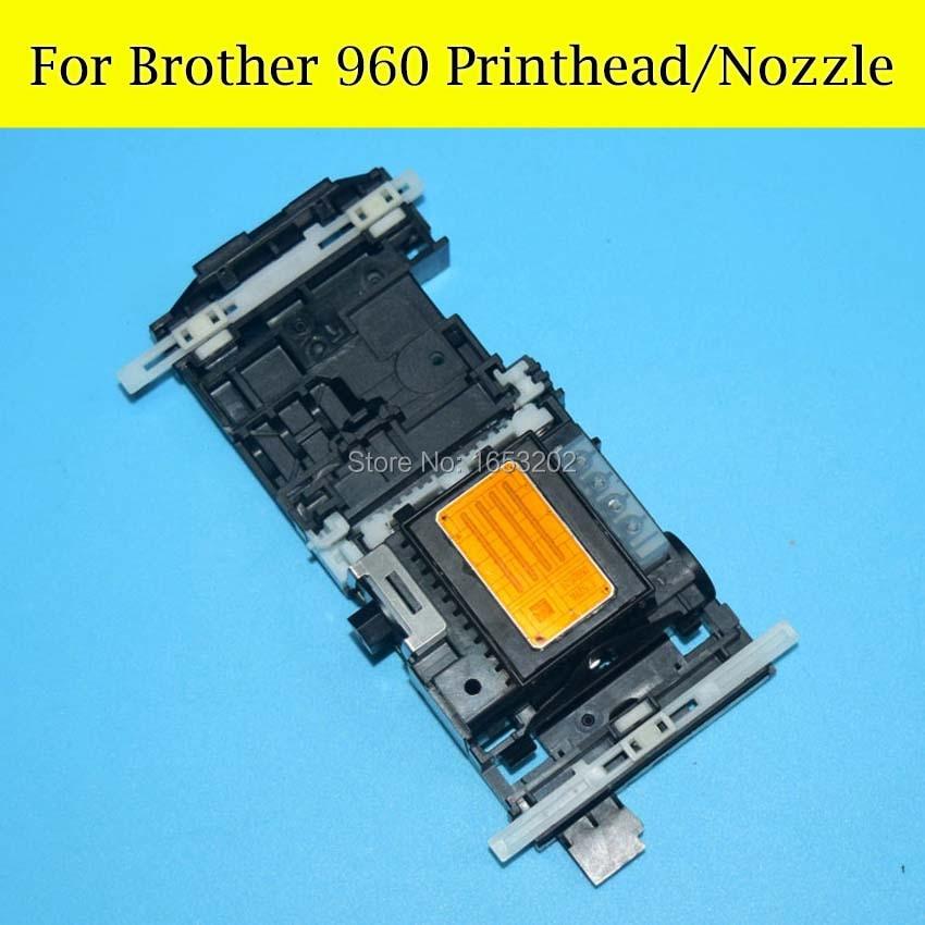 Hot Sale !! 1 PC 100% Original Printhead 960 Print head For Brother DCP 130/135/150/153/157/330/350/540560 Printer dcp 50cn 560cn 750cn 750cw printer head for brother 960 printhead for brother print head 960