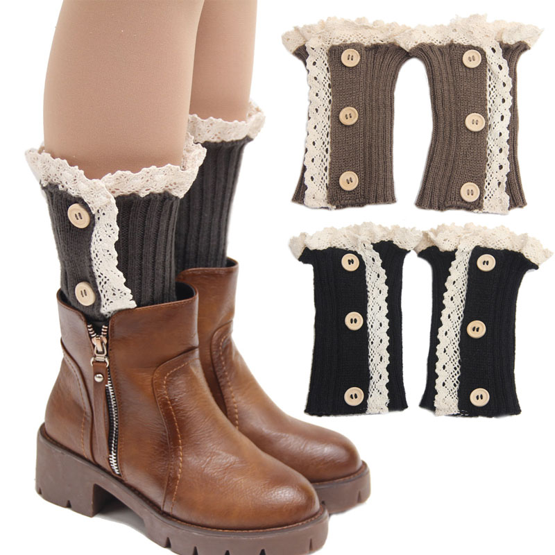 Buy Lace Leg Warmers Knitting Pattern And Get Free Shipping On