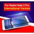 Новое Прибытие! Redmi Note 3 Pro International Version 2.5D 9 H Закаленное Стекло-Экран Протектор Экрана Гвардии бесплатная доставка