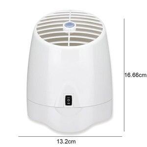 Image 3 - Домашний воздухоочиститель с аромадиффузором, генератор озона и генератор анионов 220 В, GL 2100 CE RoHS epacket