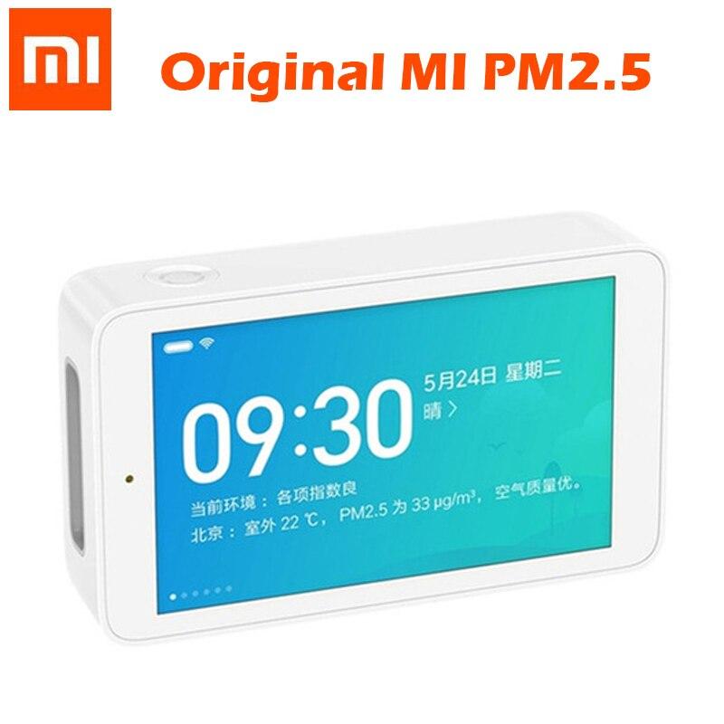 Original Xiaomi Mijia Air Detector High precision Sensor Resolution USB Interface 3 97 inch Screen Home