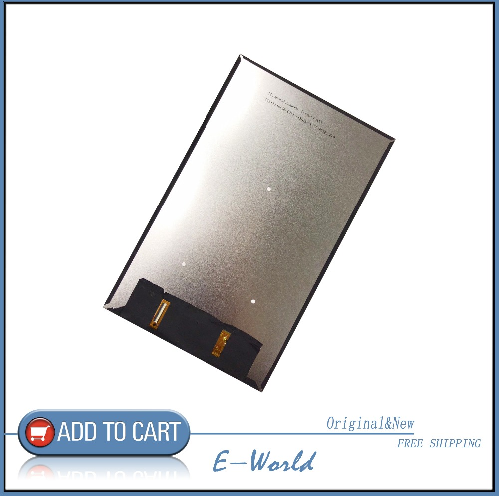 Original 10.1inch LCD screen MF1012205101B for tablet pc free shippingOriginal 10.1inch LCD screen MF1012205101B for tablet pc free shipping