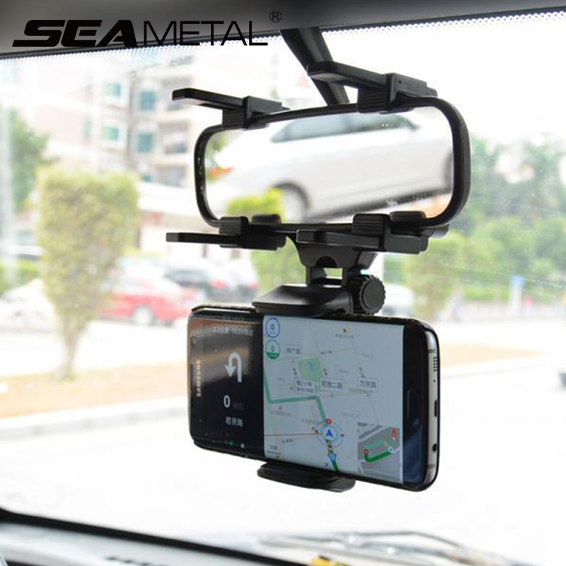 Car Accessories Phone Holder Rearview Mirror Mount Auto Mobile Phone Stands Universal Car Navigation Bracket Recorder SupportCar Accessories Phone Holder Rearview Mirror Mount Auto Mobile Phone Stands Universal Car Navigation Bracket Recorder Support