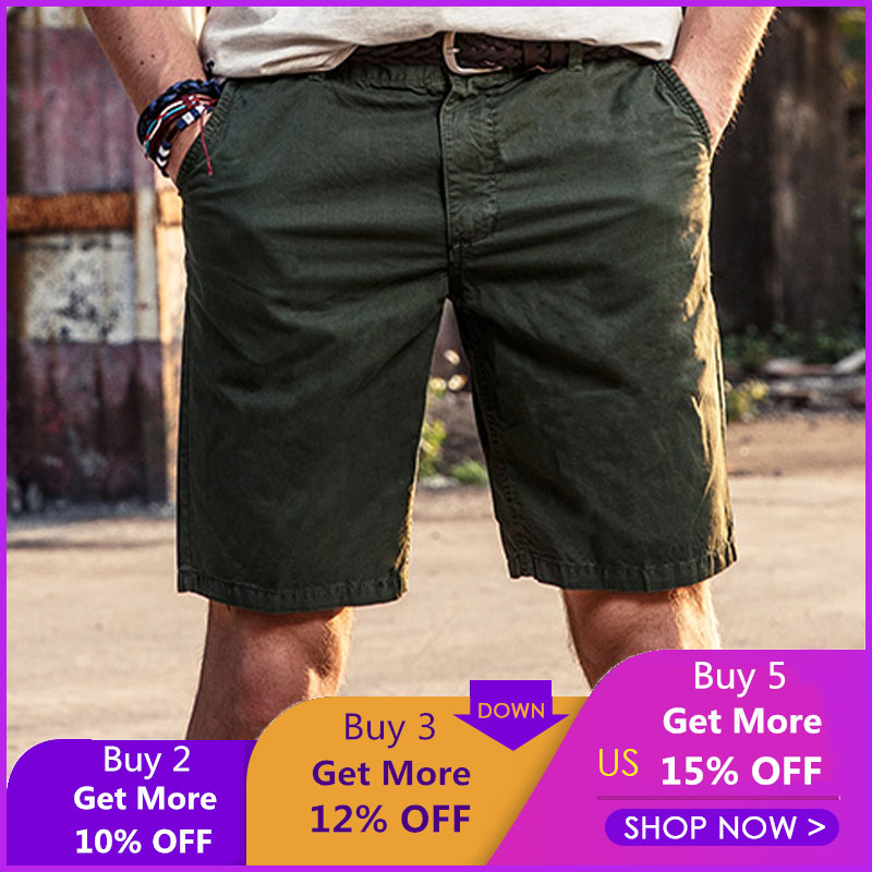 Casual   Shorts   Men Cargo   Short   Mens Summer Cotton Cool Brand   Shorts   Knee Length Large Size 2019 Men Style   Short   Homme Marque 127
