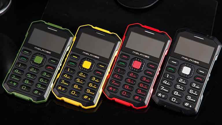 מכירת חיסול מיני טלפון יחיד SIM כרטיס MP3 מצלמה Bluetooth דק במיוחד 1.7 אינץ חיצוני עמיד הלם Dustproof טלפון מלרוז s2