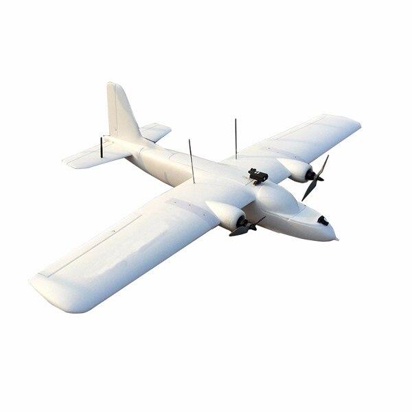 My Twin Dream MTD FPV 1800 мм размах крыльев самолет дистанционного управления EPO комплект