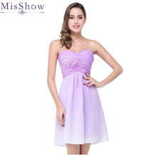 Special Sale Mini A-Line Short Homecoming Dresses 2018 Chiffon Prom Party  Dresses vestidos de graduacion special occasion dress 8f7f6c770b86