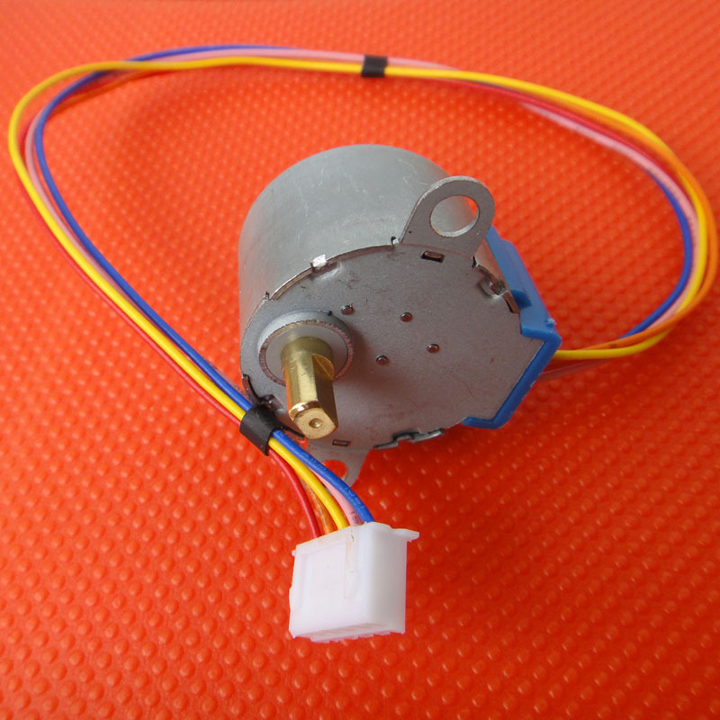 4 Phase 5 Wire Stepper Motor 28byj 48 Stepper Motor Micro