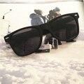 2017 Hot Rey Clube das Mulheres Dos Homens Óculos de Sol Da Moda Proteção Contra Raios Estilo Rodada Do Vintage óculos de Sol Retros