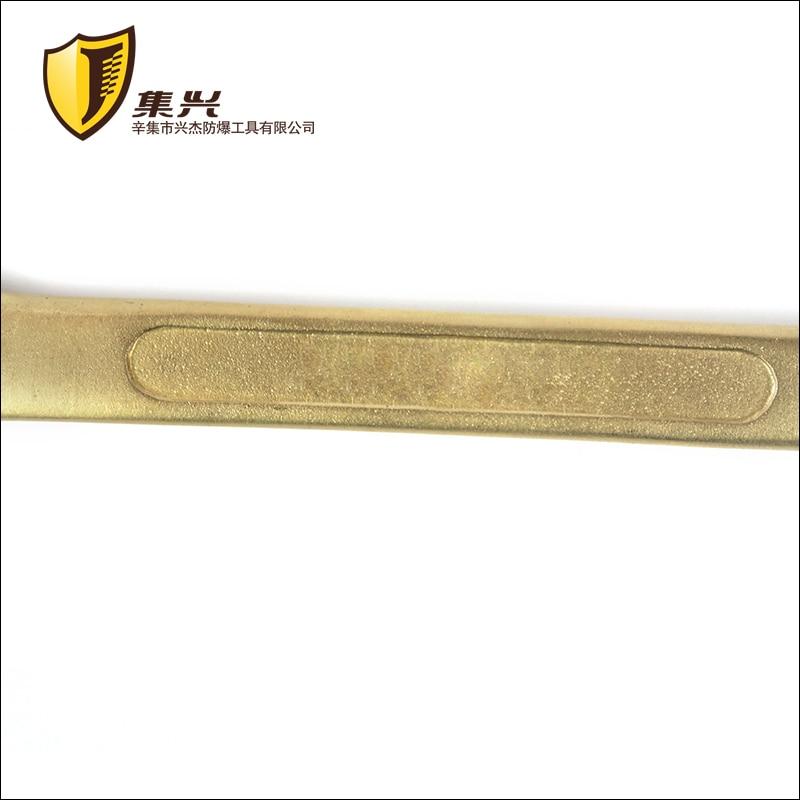 Купить с кэшбэком 13 Pcs Aluminum bronze Combination Wrench ,Non sparking and Ex-proof,Copper Alloy Hand Tools