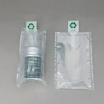10x15cm Double Layer Plastic Pump Inflatable Cushioning Buffer Pack PE Bag In For Breakable Fragile Product Packaging 2000pcs