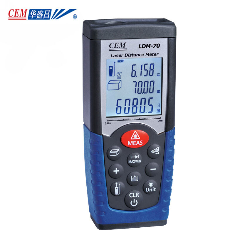 ФОТО CEM LDM-70  handheld  Laser Distance Meter,  golf laser rangefinder scope digital laser distance meter 70m range finder measure