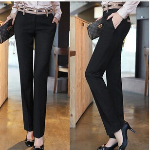 Free Shipping 2016 Hitz thin women dress suit Pants Pregnant Women Trousers