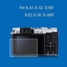 Противоударный HD закаленное ЖК-дисплей Экран протектор для Fuji X-A1 A2 X-M1 E2 X-100T X-30 DSLR цифровой Камера закаленное Стекло Плёнки