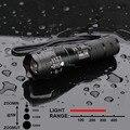 Высокое качество 3800LM кри 5 режимов из светодиодов фонарик масштабируемые черный E17 фонарик SOS свет T6 L2 для охоты пешие прогулки велоспорт полиция