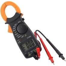 DT3266L AC/DC Mini Pocket Multímetro Digital Clamp Meter Voltaje Resistencia Actual Probador