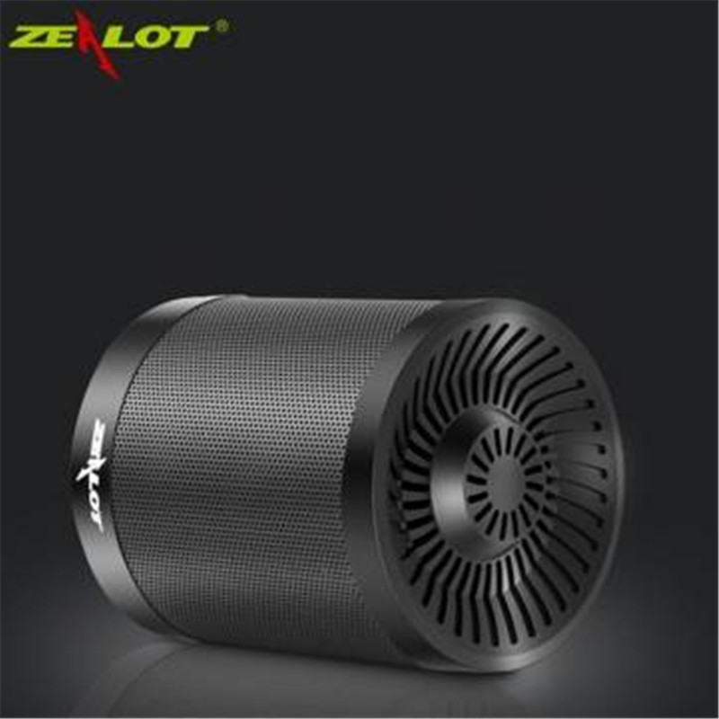 Good Quality ZEALOT S5 MIni Portable Speaker Support TF Card AUX Flash Disk Outdoor Wireless Bluetooth 4.0 Speaker