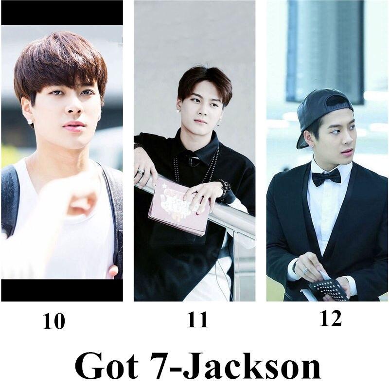 New Arrival Kpop GOT7 Korea Fashion Boyfriend Jackson