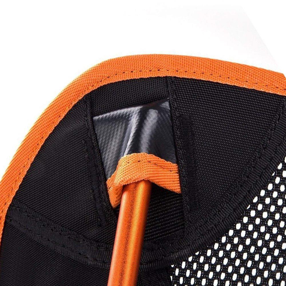 Image 4 - Дропшиппинг Портативный Легкий стул для рыбалки твердый табурет для кемпинга Складная уличная мебель садовый переносной, очень легкий стул-in Пляжные кресла from Мебель on AliExpress