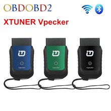 2017 Original XTUNER VPECKER Easydiag Wifi Bluetooth Wireless V9.0 OBDII Full System Auto Tool Better Than Launch IDIAG DHL Free