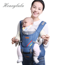 Honeylulu Summer Breathable Baby Carrier Sling For Newborns Kangaroo Ergoryukzak Backpack Hipsit Wrap Waist