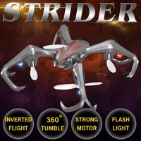 S6 Striders 2 4GHz 6Axis Gyro Flip Inverted Flight LED RC Quadcopter