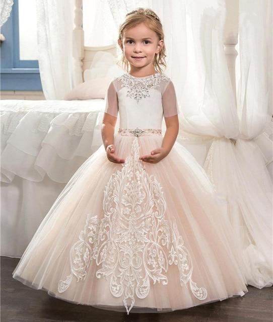 2017 belle robe de bal robe de fille robes pour le mariage for Robe formelle pour les mariages