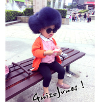 Hot Sale Children Fashion Fox Fur Lei Feng Hat Cap Autumn Winter Warm Fur Hat Baby