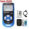 Vgate VS450 VAG OBDII OBD 2 Диагностический Инструмент Code Reader Автомобилей ПРОТИВ 450 Сброс Airbag ABS CAN Сканер
