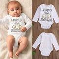Новорожденные Дети Одежда для маленьких мальчиков и девочек боди с длинным рукавом хлопковый комбинезон боди Одежда для маленьких девочек - фото