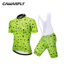 Summer 2018 new Brand Pro Team  Cycling Jersey Ropa Ciclismo Quick-Dry Sports Jersey Cycling Clothing cycle bicycle Wear racing