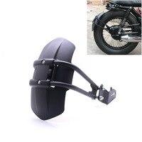 Motorcycle Fender Rear Cover Back Mudguard Splash Guard Protector For Honda nc700 nc750x nc750d gw250 For Kawasaki Ninja 250