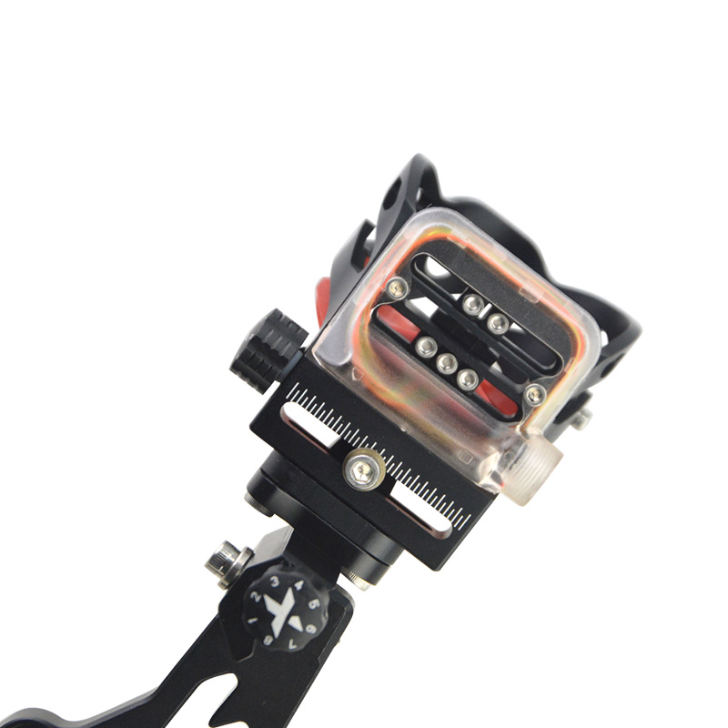 composto arco vista 5 pin fibra optica vista 05