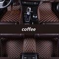 Kalaisike пользовательские автомобильные коврики для Geely все модели Emgrand EC7 GS GL GT EC8 GC9 X7 FE1 GX7 SC6 SX7 GX2 авто аксессуары для укладки волос