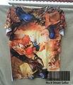Track Ship+New Vintage Retro T-shirt Top Tee Magic World Alice Alice's Adventure in Wonderland Sir Rabbit Clock Cat