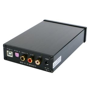 Image 3 - Цифровой усилитель FX Audio DAC X6 HiFi, оптический/коаксиальный/USB, DAC декодер с выходным усилителем для наушников SA9023 OPA2134