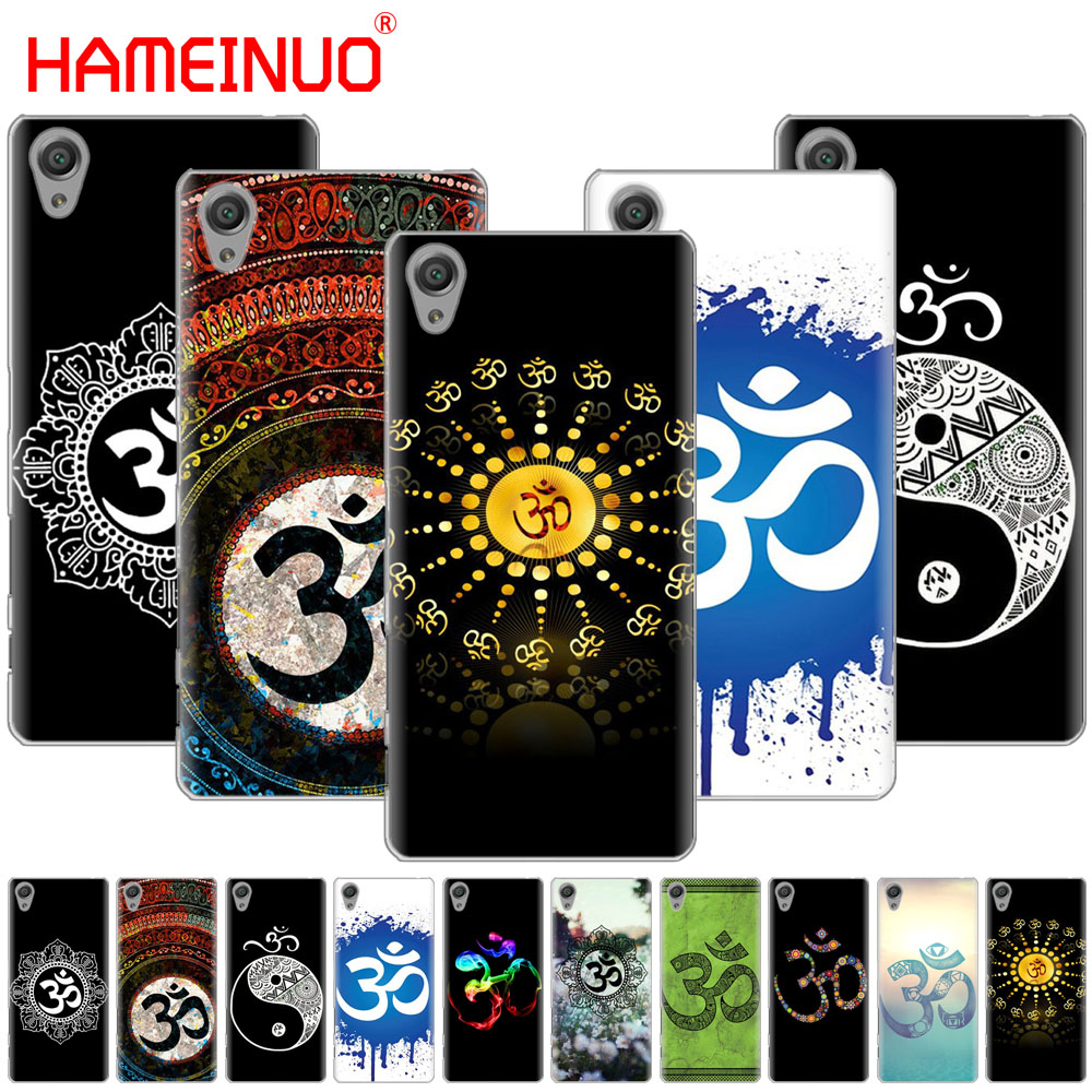 Capable Hameinuo Aum Om Yoga Cover Phone Case For Sony Xperia C6 Xa1 Xa2 Xa Ultra X Xp L1 L2 X Xz1 Compact Xr/xz Premium Outstanding Features Half-wrapped Case Cellphones & Telecommunications