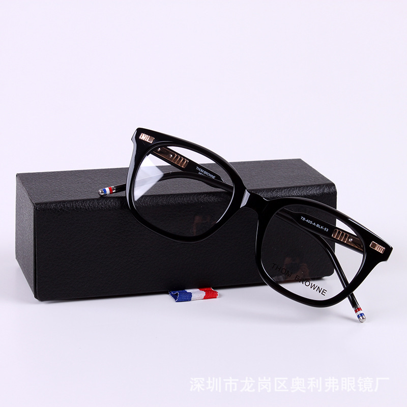 הגעה חדשה מחשב משקפיים גברים נשים כיכר בציר קריאת משקפיים באיכות גבוהה Presciption האופטי Eyewear