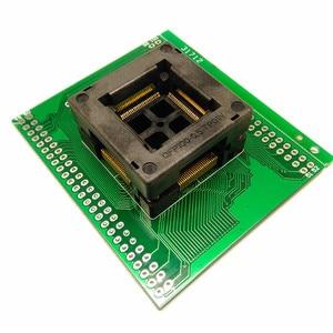Image 5 - TQFP100 FQFP100 QFP100เพื่อDIP100ซ็อกเก็ตการเขียนโปรแกรมOTQ 100 0.5 09สนาม0.5มิลลิเมตรICร่างกายขนาด14x14มิลลิเมตรทดสอบซ็อกเก็ต