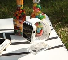 Bluetooth Smart Watch Wrist Smartwatch Männer Armbanduhr Tragbares Gerät Für Apple iPhone Android-Handy Mit Kamera FM Unterstützung SIM