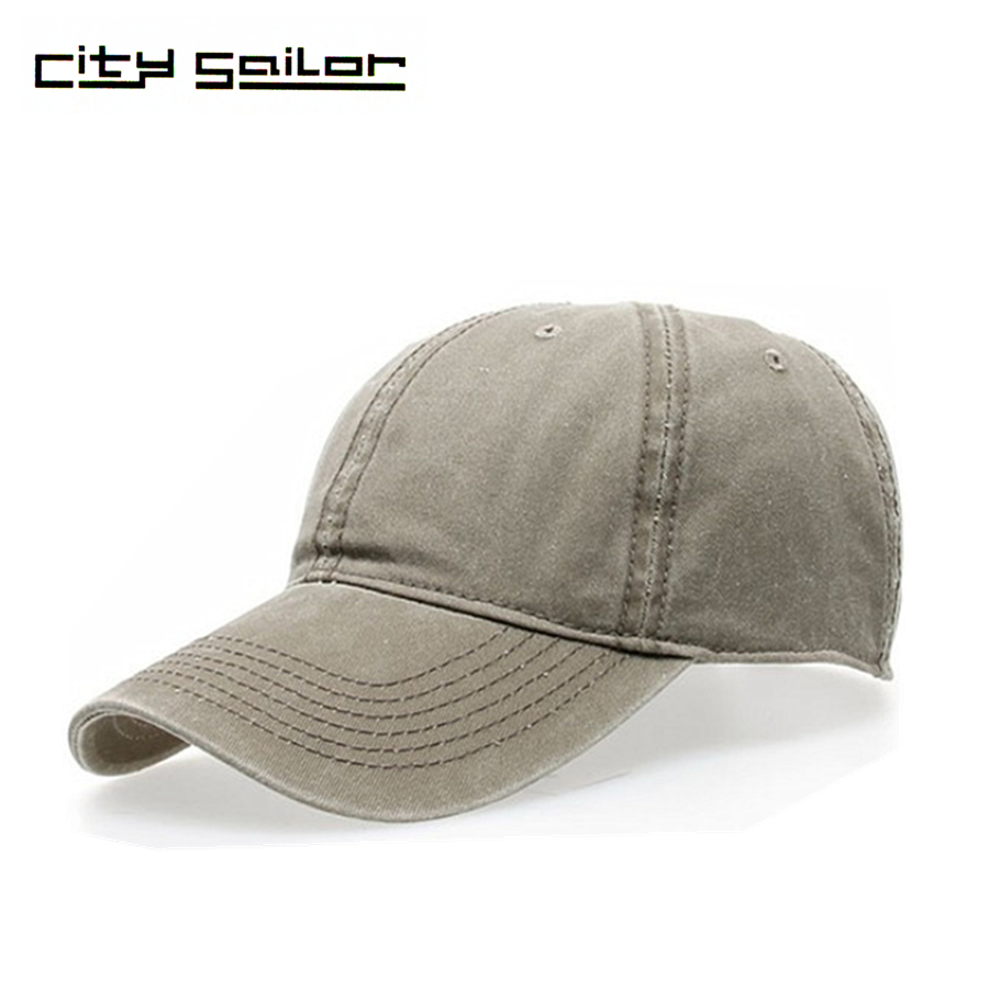 New Washed Cotton Solid Men Baseball Cap Women Cap High Quality Cap Men Spring Hat Women Snapback Cap [flb] letter new brand golf hats hip pop hat fashion baseball sports cap suede snapback gorras hombre solid for men and women