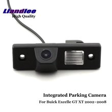 Liandlee For Buick Excelle GT XT 2002~2008 Car Rearview Reverse Camera Rear View Backup Parking Camera / Integrated High Quality liandlee car rear reverse camera for mitsubishi challenger 2008 2015 backup parking rear view camera integrated high quality