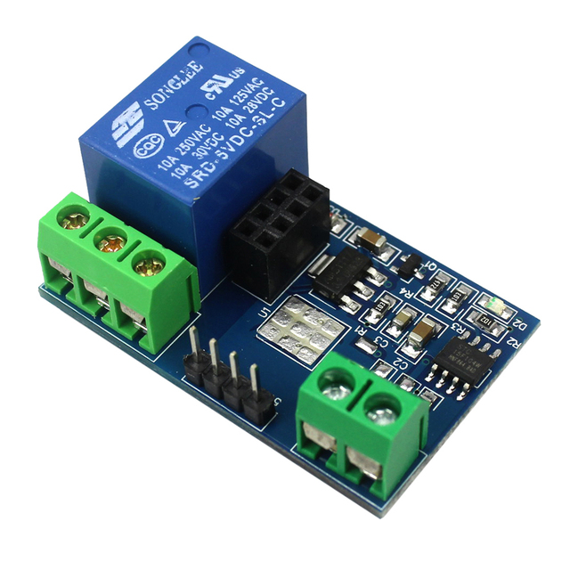 5V ESP8266 ESP-01 WiFi Relay Module Smart Home Remote Control Switch with Mobile Phone App